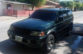 Mitsubishi, Montero Sport | 2001