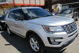 Ford, Explorer XLT | 2017