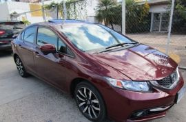 Honda, Civic | 2015