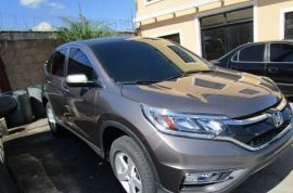 Honda, CR-V | 2015