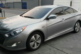 Hyundai, Sonata Limited  | 2015