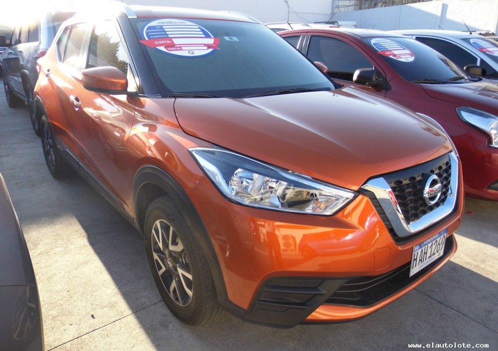 Nissan, Kicks | 2019