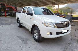 Toyota, Hilux | 2014