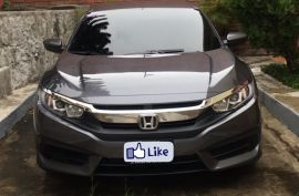Honda, Civic | 2016