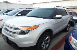 Ford, Explorer   2012