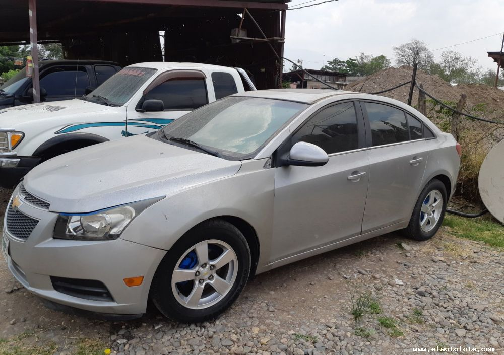 Chevrolet  Cruzeusadocomayagua