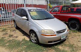 Chevrolet, Aveo | 2007