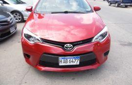 Toyota, Corolla | 2014