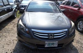 Honda, Accord | 2012