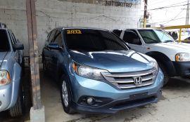 Honda, CR-V   2013