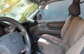 Toyota, Land Cruiser   2000
