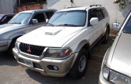 Mitsubishi, Montero | 2002