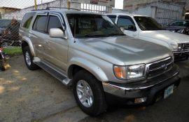 Toyota, Runner | 2001