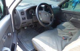 Nissan, Frontier   2007