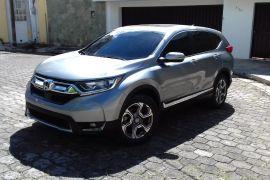 Honda, CR-V Touring EX | 2017