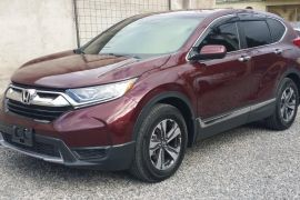 Honda, CR-V Touring EX | 2017