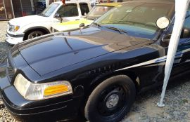 Ford, Crown Victoria | 2008