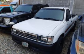 Toyota, Hilux | 2001