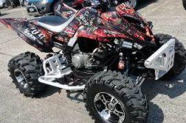 Yamaha, Raptor | 2011