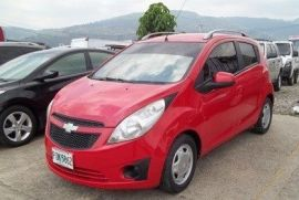 Chevrolet, Spark | 2012