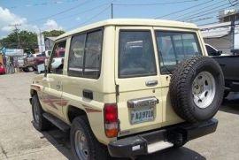 Toyota, Land Cruiser   1985