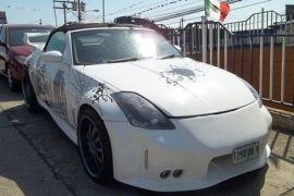 Nissan, 350Z | 2006