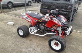 Honda, TRX | 2012