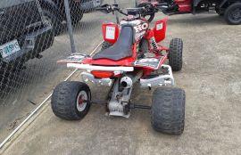 Honda, TRX   2012