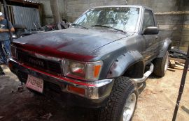 Toyota, 22R | 1991