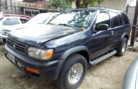 Nissan, Pathfinder | 1996