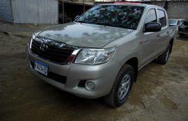 Toyota, Hilux | 2015