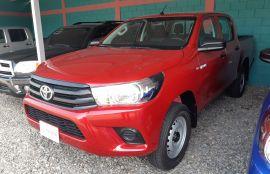 Toyota, Hilux | 2018