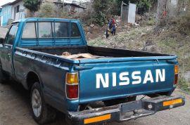 Nissan, 720   1987