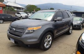 Ford, Explorer Limited | 2014