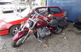 Honda, shadow | 2008