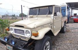 Toyota, Land Cruiser | 1971
