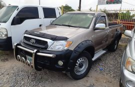 Toyota, Hilux | 2008