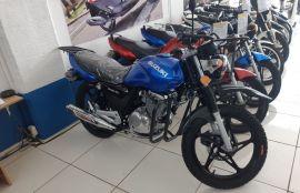 Suzuki, EN 125-2A | 2018