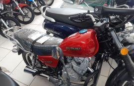 Suzuki, GN 125 | 2019