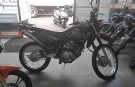 Yamaha, XTZ125E | 2018