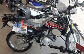 Yamaha, XTZ125E | 2019