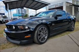 Ford, Mustang   2012