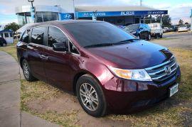 Honda, Odyssey | 2012