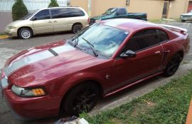 Ford, Mustang | 2002