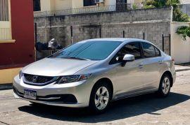 Honda, Civic | 2015