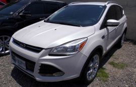 Ford, Escape Titanium | 2014