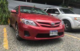 Toyota, Corolla | 2012