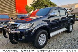 TOYOTA HYLUX SR-V 4X4 2012