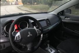 Mitsubishi, Lancer GTS   2009