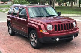 Jeep, Patriot | 2016